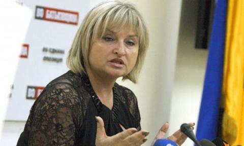 Ирина Луценко: Ведутся перег…