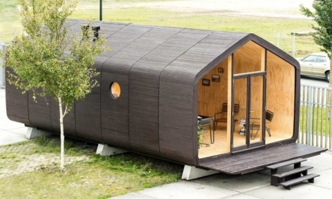 Wikkelhouse: картонный дом, …
