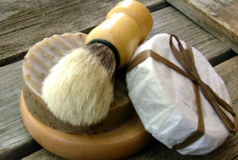 Почему кисточки для бритья с…