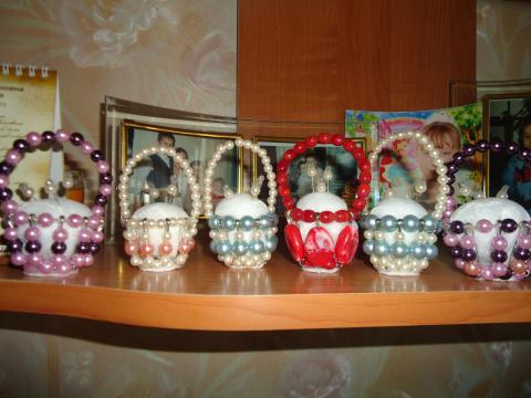 Мои бисерные рукоделки