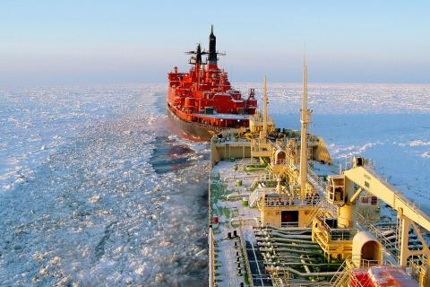 Китайский эксперт: новый лед…