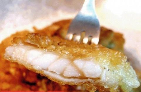 Вкуснейшая рыбка в хрустящем кляре
