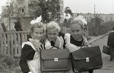 Чем советские дети отличалис…