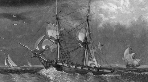 5 самых таинственных корабле…