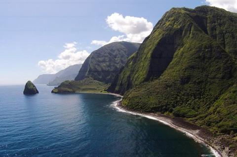 Покой и величие: грандиозные скалы