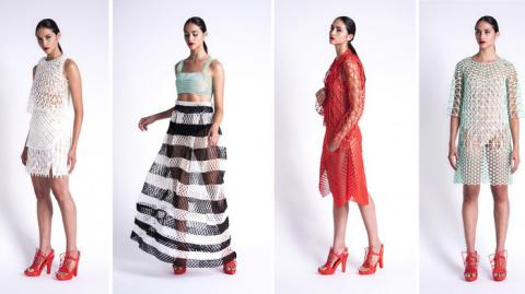 Сам себе модельер: одежда, напечатанная на домашнем 3D-принтере
