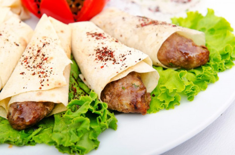 Домашний кебаб в лаваше: элементарно и невероятно вкусно!
