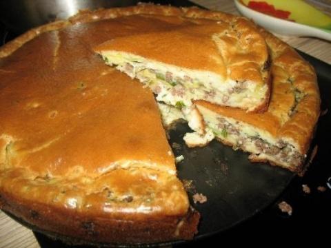 Супер нежный пирог с капусто…