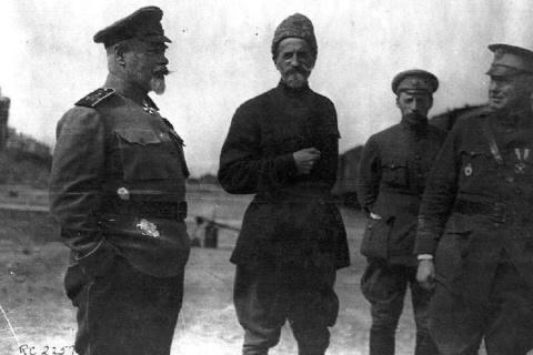 """О тезисе """"большевики разложили армию"""".  Это фейк"""