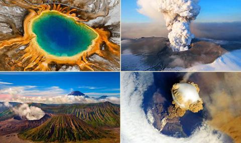 Интересные факты о вулканах + Видео