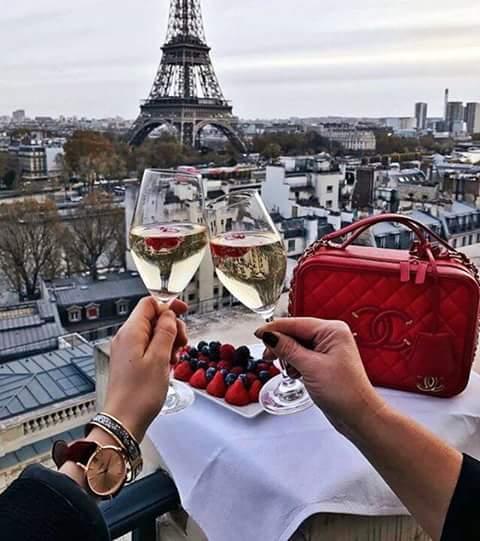 Прекрасные фото Парижа…для н…