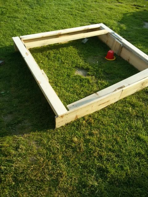 Как мы строили песочницу для…
