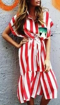 Тренд лета- 2017 — платье-рубашка.На любой вкус и без возрастных ограничений!