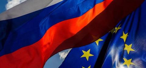 Торговля между Россией и Евр…