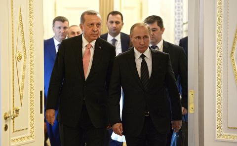 Эрдоган хочет укрепить сотру…