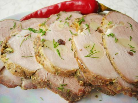 Как вкусно приготовить свини…