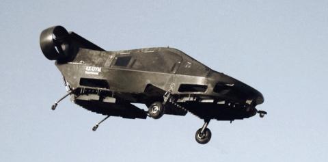 Израильский летающий автомобиль поступит в продажу к 2020 году