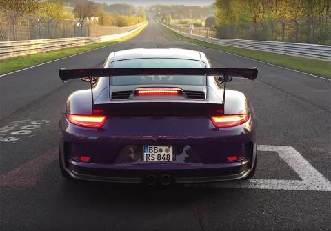 Видео: самый быстрый Porsche…