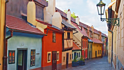 В Прагу на пару дней