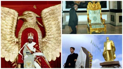 6 эксцентричных правителей: …