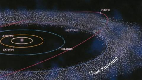 Семь космических загадок без отгадок