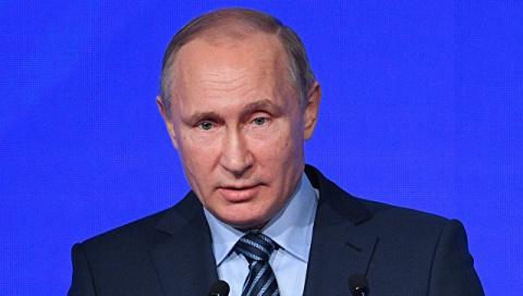 Путин отметил противоречие в…