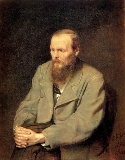 Без Достоевского...Кому меша…