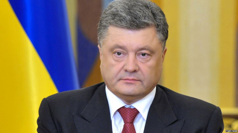 """Порошенко заявил об """"окончат…"""
