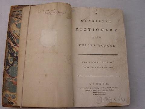 Классический Словарь Вульгар…