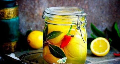 Консервированные лимоны. А В…