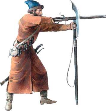 Забытая Битва при Молодях (29 июля - 3 августа 1572 г.)