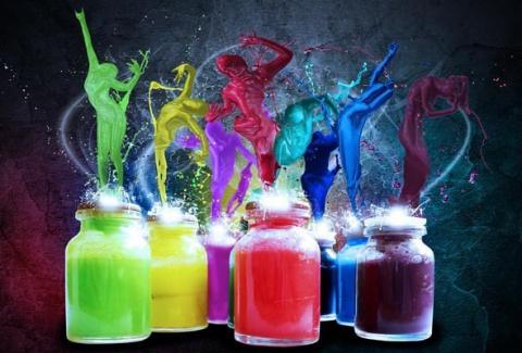 Цветотерапия для женщин - им…