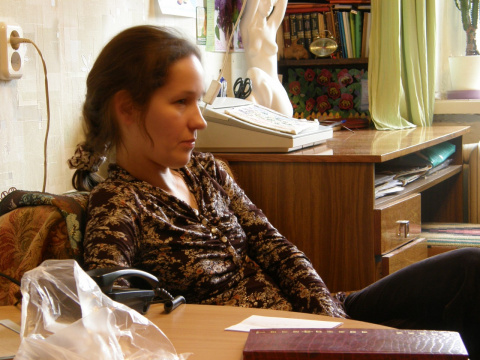 Оксана Широкая (Черненко)