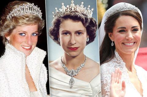 Корона не жмет: 17 безумно дорогих тиар британской королевской семьи