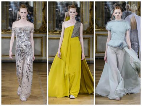 Antonio Grimaldi Haute Couture осень-зима 2017-2018