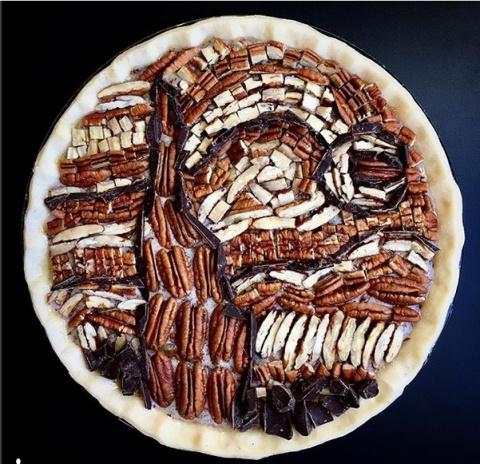 Пироги от Lauren Ko (трафик)