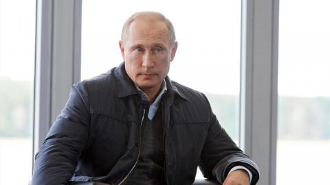 Путин и Сталин.