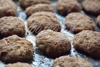 Котлетки в духовке: рецепт с пошаговым фото