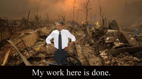 Три провокации Обамы для нач…