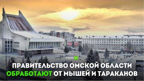 Омск: город, который располагается на границе России и здравого смысла (15 фото)