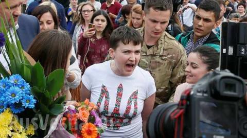 Последняя надежда: За что Савченко выгнали из ПАСЕ