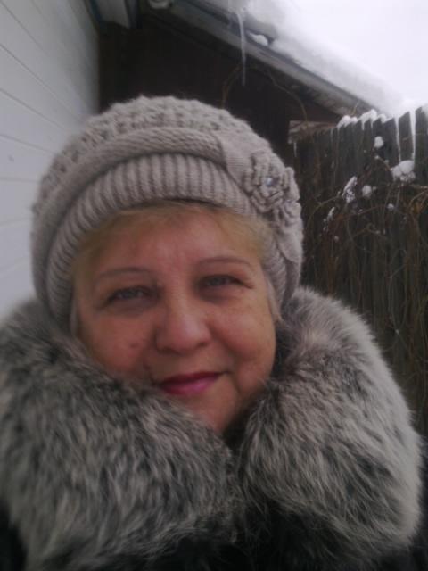 Анна Карасева (Любина) (личноефото)