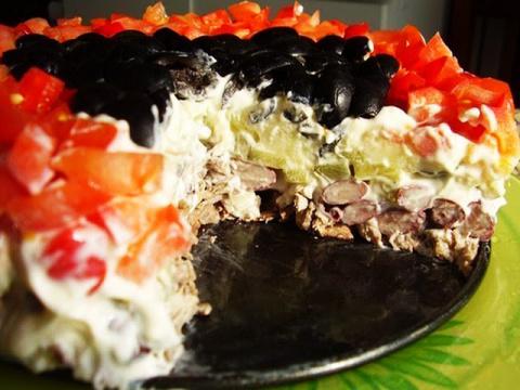 Изумительный салат «Коварств…