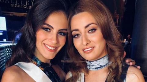 «Мисс Ирак» и «Мисс Израиль»…