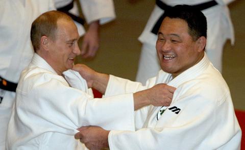 Истинное лицо Путина глазами Ясухиро Ямасита. Санкэй симбун, Япония