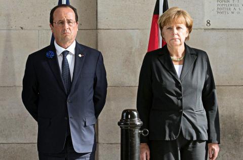 СМИ: Меркель и Олланд призна…