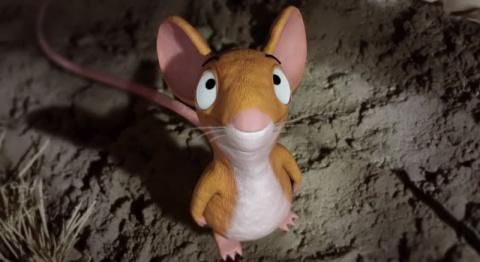 Мышь, который очень хотел жи…