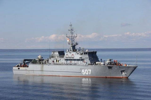 ВМФ РФ получит 20 тральщиков…