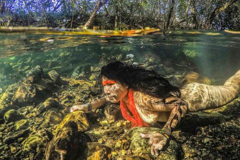 В гармонии с природой. Вот как живут в далеких бразильских племенах