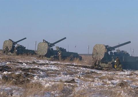 Партию модернизированных самоходных минометов 2С4 «Тюльпан» передали подразделениям МО РФ